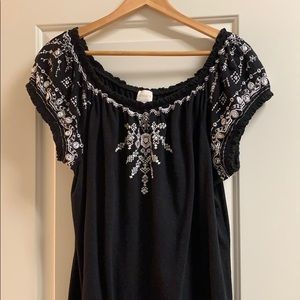 Chico's tunic with tags